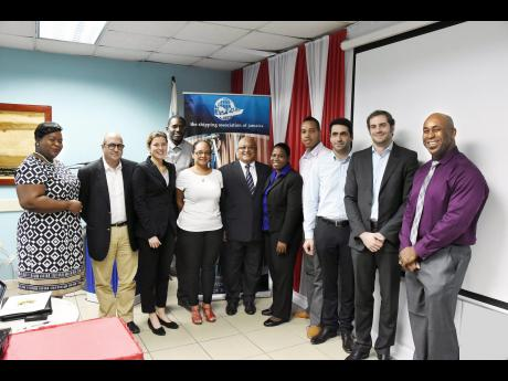 SAJ hosts CEO/Commissioner of Customs at industry forum